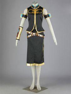 Miku Hatsune família caricatura COS roupas personalizado turnê som carburadores COSPLAY gama completa de roupas femininas