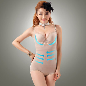 Gros-Tummy Suit Control Girdler Underbust Minceur Shapewear Cincher Full Body Shaper Firm Nouveau
