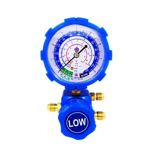 Freeshipping Refrigerant Low Pressure Gauge Air Conditioning R12 R22 R134a Refrigerant Pressure Gauge Maintenence Tool