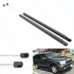 2pcs Rear Trunk Tailgate Gas Charged Lift supports Gas struts for GMC Envoy Denali 2002-2003 2004 2005 2006 2007 2008 2009