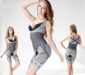 Mujer de bambú que adelgaza Underbust Shapewear Corset Shaper Traje de cuerpo cintura Tummy Shaper S-XXL