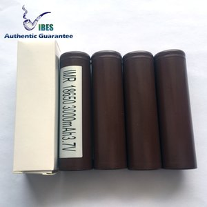 100% authentique LG HG2 18650 batterie - 3000mah 30a Max batterie rechargeable haute vidange de décharge pour boîte à cigarettes électronique Vape Mod