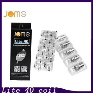Bobina Jomotech per sostituire Jomo Lite 40 Sub Ohm Bobina Jomotech per Jomo Lite 40W Kit 0266141