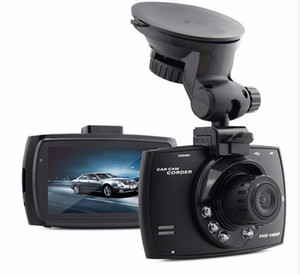 "2.7"" Car Dvr Car Camera Recorder G30 Using Sunplus scheme With Motion Detection Night Vision G-Sensor Dvrs Dash Cam Black Box~"