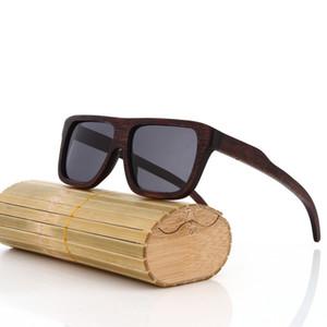 2017 mode uv-schutz shades sonnenbrille für frauen und männer handgefertigte bambus holz reiten fahren sonnenbrille retro