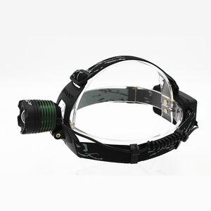 KC огонь новый 1000LM CREE XM-L T6 LED регулируемый зум фары Факел Flashligh фары HL0009