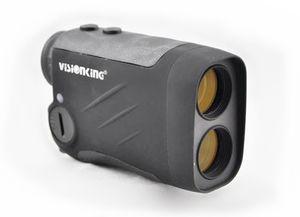 Visionking 6x25 태양 에너지 레이저 레인지 파인더 (헌팅 / 골프 방수 레인지 파인더 600 미터) BAK4 망원경 거리 측정기