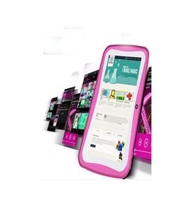 Regali educativi per bambini Tablet PC RK3126 Quad Core Applicazioni educative Modalità bambini Android 4 4 Dual Cam Wifi 7 pollici IPS 1024 600 Schermo capacitivo Sd