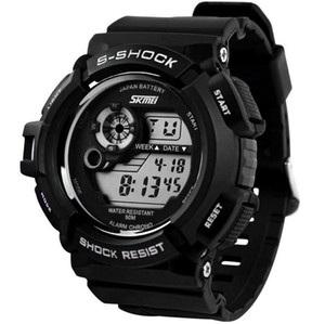 2016 Nuevo Estilo G Reloj Digital S Shock Hombres ejército militar Reloj resistente al agua Calendario Fecha LED Deportes Relojes relogio masculino