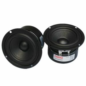 Freeshipping 2pcs HIFI Lautsprecher Full Range Bass Subwoofer Hochtöner Angepasst Neue 3 Zoll 15 W DIY Heimkino Lautsprecher System Audio Lautsprecher