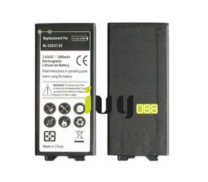 2PCS / الكثير 2800MAH 3.85 VDC BL-42D1F استبدال جديدة قابلة للشحن بطارية ليثيوم أيون لLG بطاريات G5 Batteria البطارية بطارية