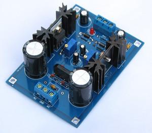 Freeshipping 1pc DC LM317t LM337t lineare regolabile filtro alimentazione regolata scheda elettronica di produzione