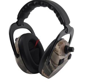 حماية الأذن الإلكترونية الرماية الصيد الأذن إفشل طباعة التكتيكية سماعة السمع يفشل الأذن للصيد شحن مجاني
