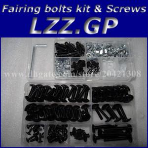 Tornillos de kit de tornillos de carenado para YAMAHA YZF R6 2008 2009 2010 YZFR6 08 09 10 YZF-R6 08 09 10 kit de tornillos de carenado