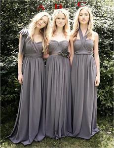 2017 Венди дешевые тюль Пром платья вечерние платья длинные платья невесты длина пола младший Bridemaid платья для девочек