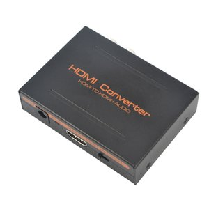 Freeshipping HDMI à HDMI optique SPDIF Suppport 5.1 + RCA L / R Audio Video Extracteur Convertisseur Splitter pour PS3 HDTV DVD Computer Device