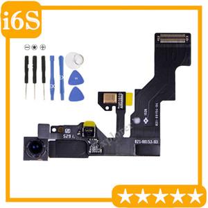 1 STÜCKE Front Face Kamera Flex Kabel Für iPhone 6 S plus 4,7 5,5 zoll Frontkamera + Proximity Lichtsensor + Mikrofon Flex Kabel