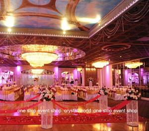 27 inç boyunda) yeni kristal düğün ağacı centerpieces / düğün masa için kristal ağacı centerpieces / asılı kristaller düğün floocenterpieces