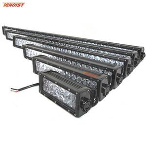 Lente 4D 7.5 16 24 32 41.5 50 52 Pulgadas Cree Chips 36W 72W 120W 180W 240W 288W 300W Barra de luz para el camión todoterreno SUV 12V 24V
