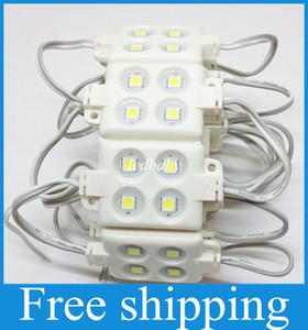 Heißer verkauf led modul lampe wasserdicht licht 5050 smd 4 led beleuchtung lampen 3 jahre garantie 1000 stück set