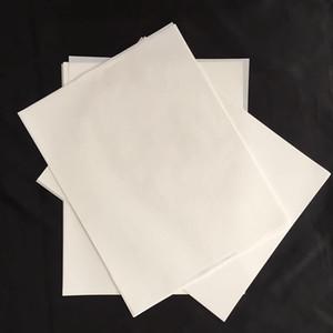 Nuova carta di pre-ordine 36gsm 100% cotone, superare la prova della penna con fibra di colore rosso e blu bianco