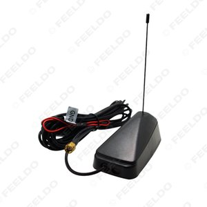 LEEWA Car SMA Connector Active TV Antenna Aerial With Built-in Amplifier For Digital TV #948