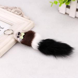 Hot Girl Cute Little Mouse Plush Mobile Phone Strap Bag Pendant KEYCHAIN WHOLESALE