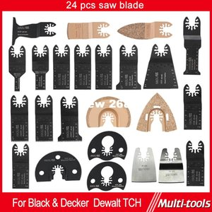 24 PCS quick change saw blade for Oscillating Multi Tool as Fein power tool, good price and fast delivery,home decoration DIY