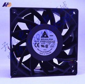 DELTA FFB1224EHE 120 * 120 * 38 24 V 1.5A 4 fio gabinete ventilador do chassi do ventilador