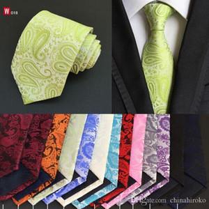 Männer necktie145 * 8cm 18 Farben Jacquard Krawatte Berufspfeil NeckTie für Vatertag Weihnachtsgeschenk Free Fedex TNT