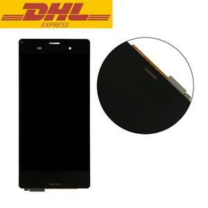 Sony Z3 LCD Ekran Dokunmatik Ekran Sayısallaştırıcı Meclisi için Sony Z3 D6603 D6643 D6653 L55u L55t Ücretsiz Nakliye