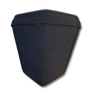 Sedile passeggero posteriore nero per Yamaha YZF-R6 1998-2002 YZF-R6S 2003-2008