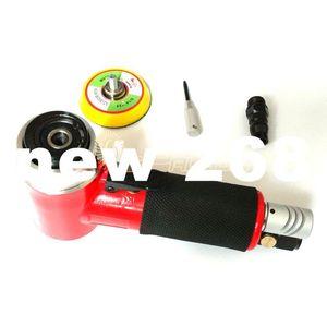 "JQS - 3720 2 ""편심 공기 샌더 폴리 셔 왁싱 머신 Sanding 디스크를위한 공압 Burnish 도구"