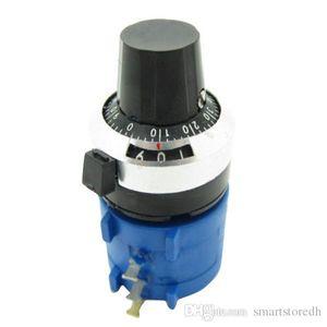 Électronique 50KOhm 3590S-2-503L avec potentiomètre rotatif à cadran rotatif Pot 10Turn B00371 OSTH