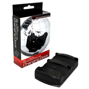 شاحن 2 في 1 لشحن محطة الشحن المزدوج لسوني PS3 PS4 Wireless controller / PS3 PS4 controller Playstation 3 4