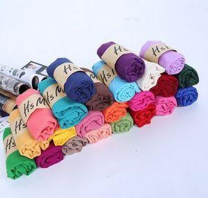 2016 осень разноцветные жидкости системы шарфы женщины мода хлопок и лен сложить длинные шали шарфы петли Бесконечности шарфы
