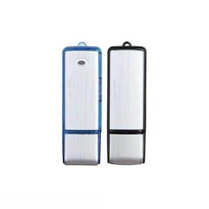 Sıcak satış 2 in 1 8 GB USB Dijital Ses Kaydedici kulaklık Şarj Edilebilir Kayıt Kalem Sürücü Ses Ses Kaydedici WAV USB Disk Flash bellek
