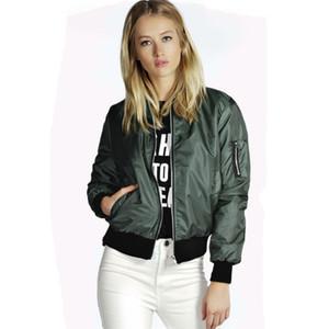 winterautumn bomber jacket donna basic cappotti chaquetas mujer casaco feminino jeans giacca donna chaquetas mujer coat donna