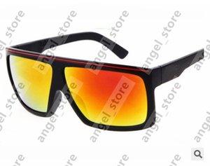 I nuovi occhiali da sole FAME 2034 fashion abbagliano i riflettori mercurio Grandi occhiali da sole con montatura per occhiali da sole di qualità A ++++