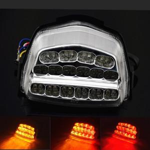 Moto CBR1000RR Lumière LED intégrée avec clignotants pour CBR1000RR 2008-2012 2009 2010 2011 Livraison gratuite