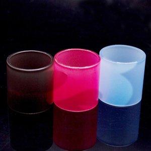 Bunte Glasrohr subtank Mini Greif RTA CP3 Mini xl Pyrex Glas Ersatz Hülse Rohrabdeckung Kostenloser Versand