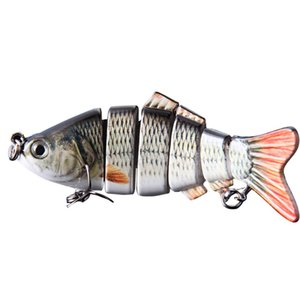 New Minnow Fishing Lures Crank Bait Hooks Bass Crankbaits Tackle Sinking Popper High quality fishing lure