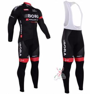 자전거 BORA Ijersey Ropa ciclismo 남성용 통기성 의류 통기성이 뛰어난 2015 년 산 자전거 코트 긴팔 사이클 저지 mtb
