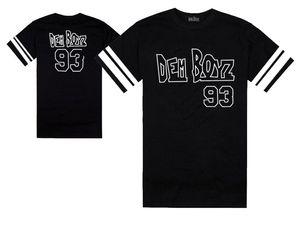 WIR DEM BOYZ T-SHIRT # 93 streetwear Mann-Hip-Hop-T-Shirts Hip-Hop-Rock-Tops arbeiten kühle männliche Kleidung der T-Shirts um freies Verschiffen