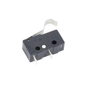 10 pcs todo novo interruptor de limite 2pin 5A250VAC KW11-3Z MINI Micro Micro Switch Original Vendas Máquina de Laser Micro Limite Sensor