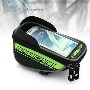 5.8 인치 방수 자전거 전화 가방 산악 자전거 가방 / 패킷 Panniers 핸드폰 파우치 Iphone6 플러스 갤럭시 S6 에지 +