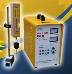 Portable EDM TR100 BROKEN machine de forage TAP REMOVER EDM enlèvement du goujon Portable EDM enlever le système de robinets cassés