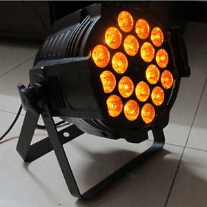 2017 Yeni DMX512 18x15 W RGBWA 5in1 Tri LED PAR Işık QUAD sahne aydınlatma