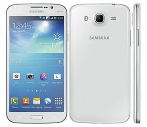 """تم تجديده سامسونج غالاكسي ميجا 5.8 I9152 الهاتف الخليوي مقفلة ثنائي النواة 5.8 """"رام 1.5GB روم 8GB 8MP المزدوج سيم الجيل الثالث 3G"""