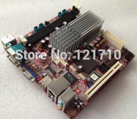 Scheda madre per apparecchiature industriali IX910GMLEV-C6 R10 completamente integrata 17 * 17 mini